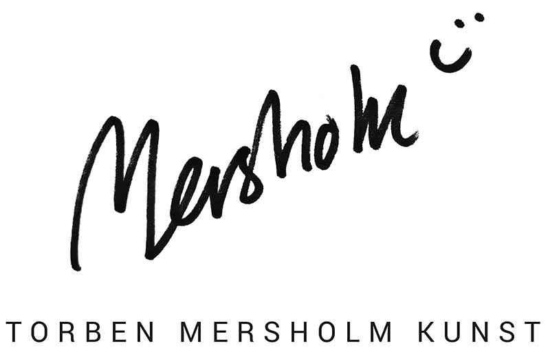 Torben Mersholm Kunst